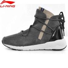 Li-Ning Women Sport Walking Shoes Fitness Leisure Support Sneakers LiNing Sock-Like Type Sport Shoes GLKM138 YXB122