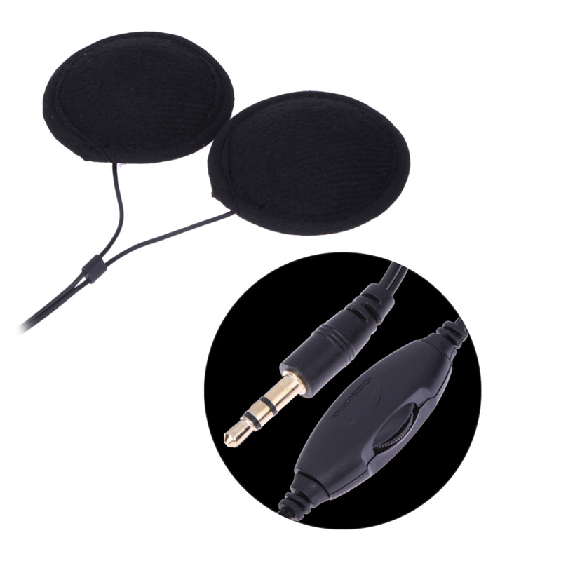 Motorbike Motorcycle Helmet Speakers Earphone Headphone Helmet Headset for MP3 MP4 GPS Cellphone Mobilephone