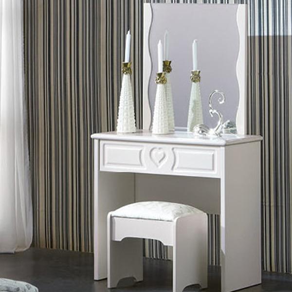 Fasi Deng Fort Korean Fashion Makeup Vanity Dressing Table Stool Minimalist Vanities Special Package Logistics