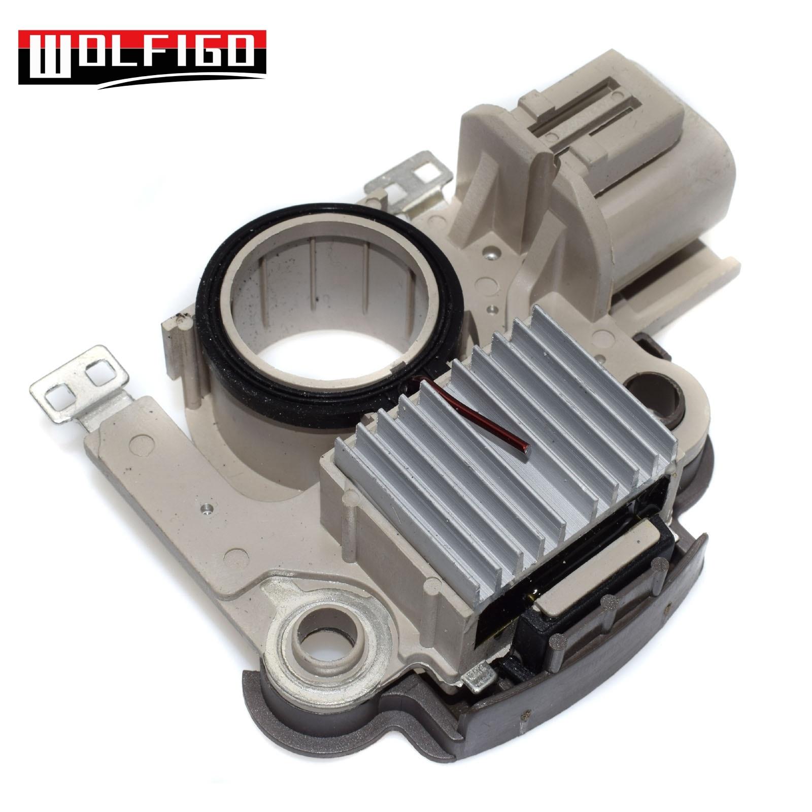 WOLFIGO New Alternator Voltage Regulator Fit For MAZDA 323 626 Miata MX-6 RX-7 Protege B61P-18-300,A2T17574,A2T19991,A866X20472