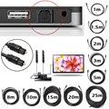 1 м 2 м 5 м 10 м 20 м Цифровой Волоконно-Оптический Аудио TosLink кабель SPDIF MD DVD Позолоченные Аудио Кабель Между мужчинами