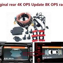 Парк пилот спереди 4K обновление 8K Сенсор с видимыми OPS парковка для PQ25 V W polo 2011- 56D/5K0/18G/18D 919 475 7E0 919 475