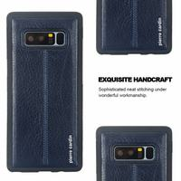 For Samsung Galaxy Note 8 Case Genuine Leather TPU Case For Galaxy Note 8 Cover Original