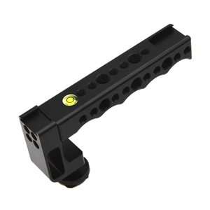 Image 4 - Manija de zapato Universal en frío/caliente, agarre de carga, cámara DSLR de tiro de ángulo bajo para Canon/Nikon/Sony/Pentax