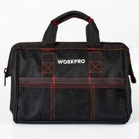 WORKPRO 13 High Quality Tool HandBag Multifunction Bags Men Oxford Tool Bags