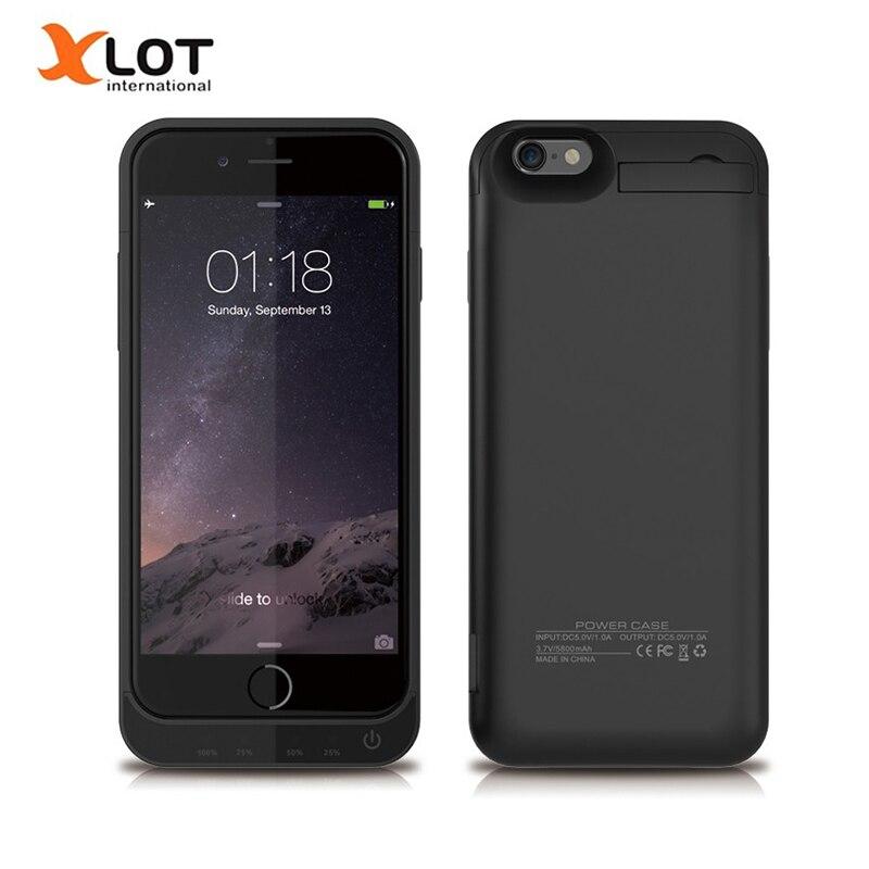 XLOT 4200 mAh Ladegerät Fall Für iPhone 5 5 s SE power Externe Batterie-Backup Pack Ladeleistung Fall für iPhone5