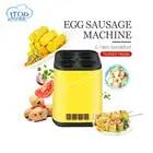 4 rohre Handels baked Ei Wurst Automatische Maker Heißer hunde backen Maschine Omelett frühstück Eier Rolle Maker Omelett Master