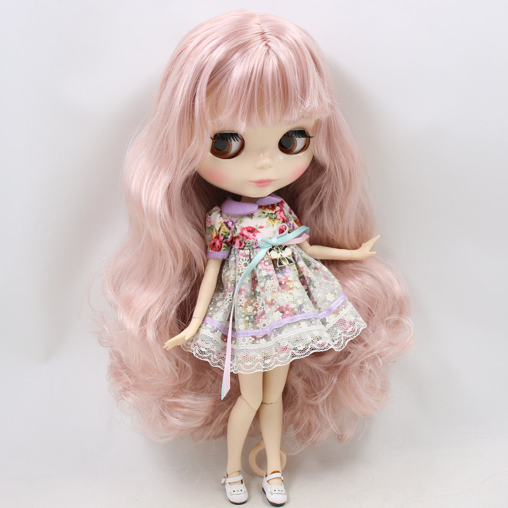 ICY Nude Factory Blyth Doll Series No 280BL1329 7263 Chisato hair white skin Joint body Neo