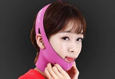 インスタントフェイスリフトアップベルト睡眠マスクマッサージ Healt ケア顔シェイパーアンチエイジング抗セルライトの減量痩身製品