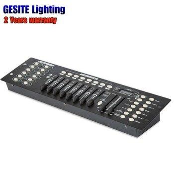 Аксессуары для светильников с микрофоном 192 Каналы DMX512 для сценического Света DJ
