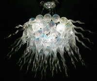 Free Shipping Elegant Lamp Living Room Clear Flush Mount Ceiling Light