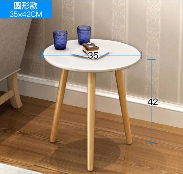 Kupit Mebel Dlya Doma Eco Friendly Round Wooded Coffee Table