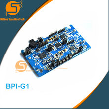 Banana Pi G1 Gateway BPI-G1 Smart Home Control Center on-board WiFi Bluetooth Zigbee Open-source development board(China)