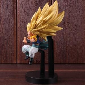Image 5 - アニメドラゴンボール超サイヤ人ゴテンクスアクションフィギュアコレクタブルモデル玩具ギフト