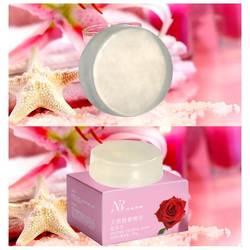 Натуральное ферментное кристаллическое мыло осветляющая кожа увлажняющее Отбеливающее мыло ручной работы