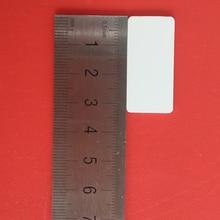 RFID особые этикетки небольшого размера UHF электронная этикетка 915 МГц Пассивный на большие расстояния 900 МГц RF PVC 6C наклейки