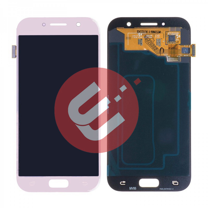 For SAMSUNG GALAXY A5 2017 LCD A520 A520F SM-A520F Display Touch Screen Digitizer Assembly Replacement For SAMSUNG GALAXY A5 2017 LCD A520 A520F SM-A520F Display Touch Screen Digitizer Assembly Replacement