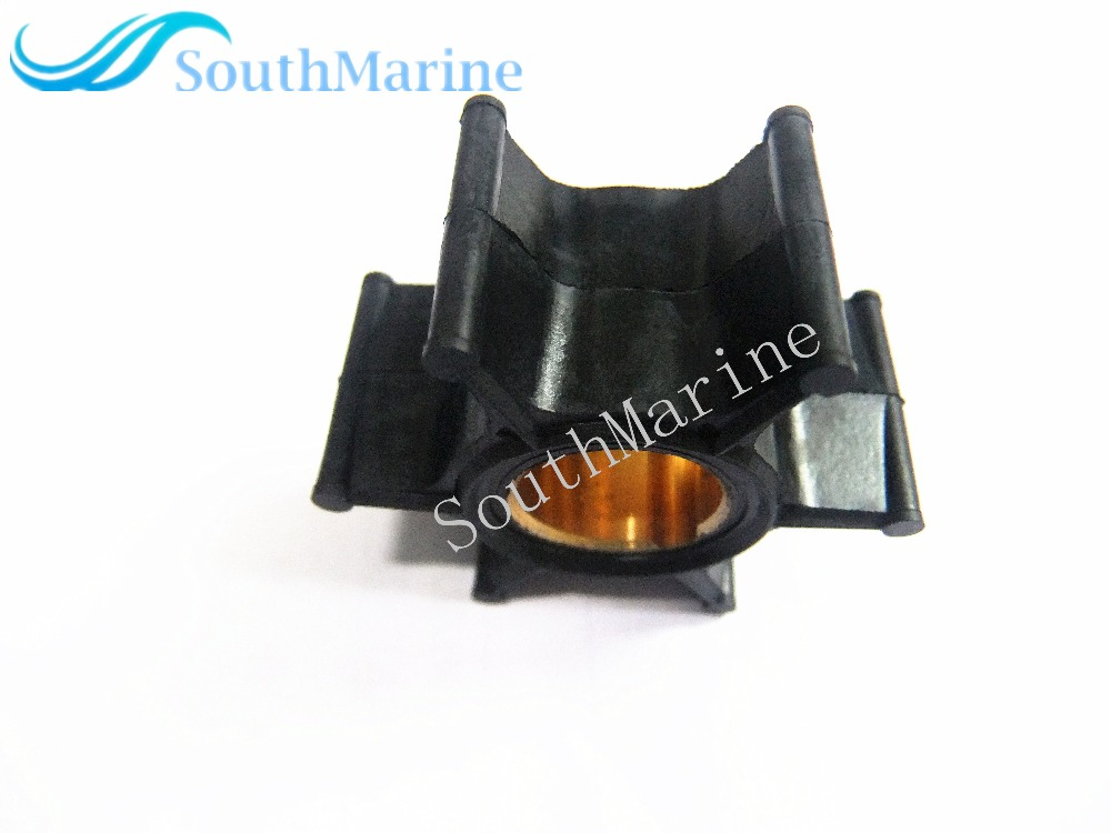Impeller 386084 for Johnson Evinrude BRP OMC 8HP 9.9HP 15HP Outboard Motor Water Pump  18-3050  9-45201  500355