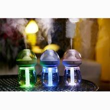 FFFAS USB Humidifier Feeding Bottle Aroma Essential Oil Diffuser Ultrasonic Mist Air Fog Sprayer Steam Maker Winter Wonderland
