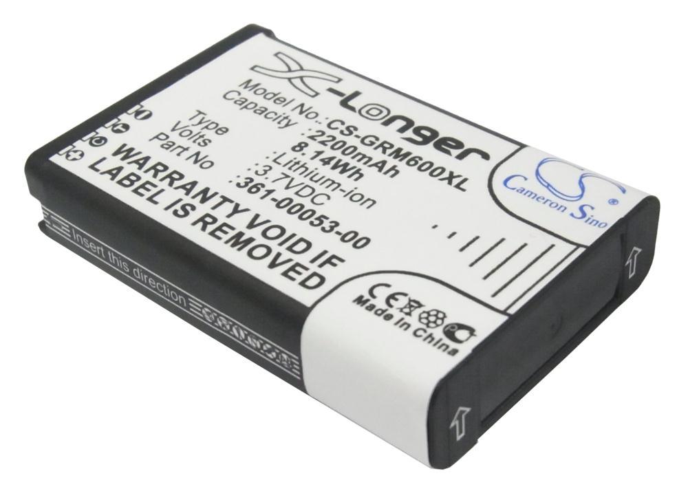 Bright Cameron Sino Factory Battery For Garmin For Montana 600t, 600, 600t Camo, 650, 650t, Alpha 100 Handheld (2200mah)