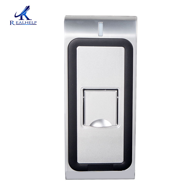Fingerprint Biometric Access Control With Fast and Reliable Performance  Waterproof WG output Metal Case