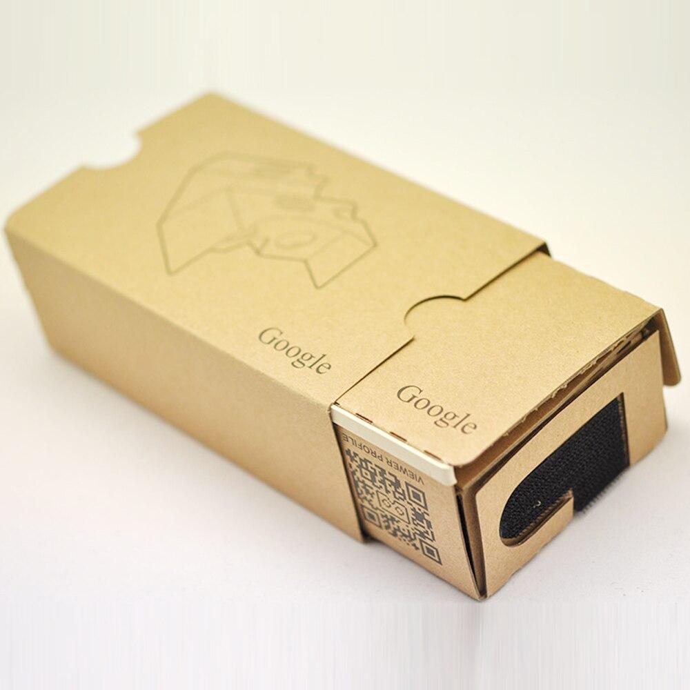 Diy Polarized Oculos Google Cardboard 2 0 font b 3d b font Vr Box 2 0