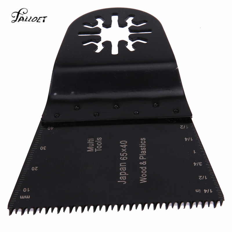 1pc 65mm Saw Blades HCS Metal Oscillating Multi Tools For Metal Wood Cutting Saw DIY Renovator Tool