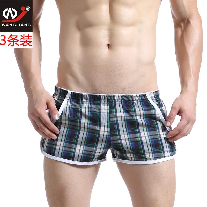 3pcs/lot men pants loose pajama pants bag leisure Home Furnishing arrow comfortable four ...
