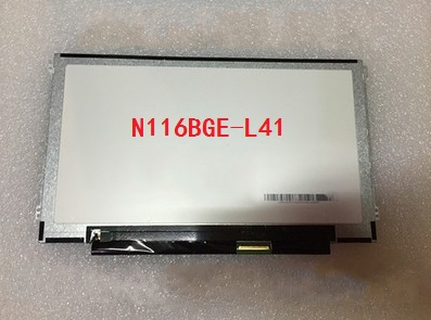 N116BGE-L41  11.6 inch Laptop LCD screen, free delivery lp125wh2 slt2 12 5 inch notebook lcd screen free delivery
