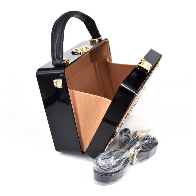 Retro Radio Style Ladies Handbag