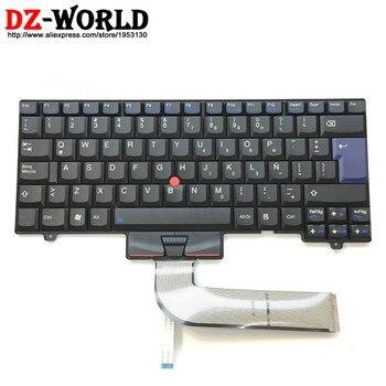 New Original for Lenovo Thinkpad SL510 L510 L512 L520 Spanish Keyboard ES SP Teclado 45N2356 45N2321 45N2426 45N2286