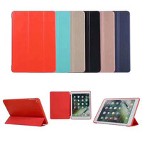protective tpu Soft TPU Tablets Case For iPad Pro 10.5 Air 3 10.5 2019 PU Leather Smart Wake Tri-folded Protective Cover For iPad Pro 10.5 Case (5)