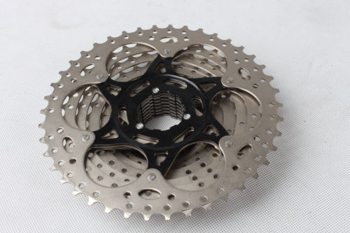 Sunshine Mtb Mountain Bike Bicycle 11 Speed 11-42t Cassettes 11s Cassette Silver Cassettes, Freewheels & Cogs Sporting Goods