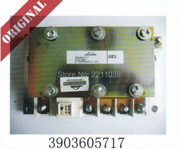 Linde forklift genuine spare part 3903605717 output module used on 324 335 electric truck E12/E14/E15/E16/E18/E20