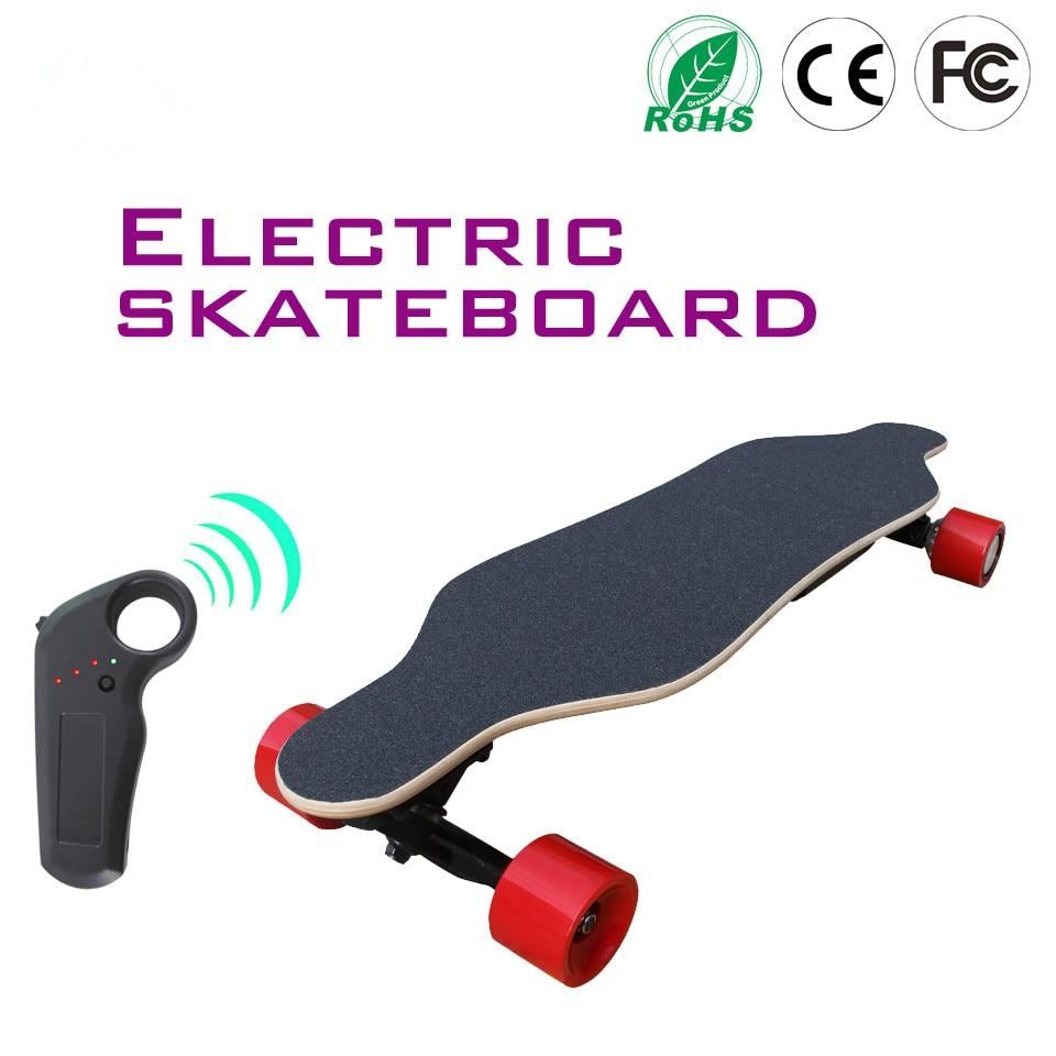 Longboard professionnel planche Electrico marche outil planche à roulettes longue planche à roulettes 7 joueurs Canada érable 1 couche bambou