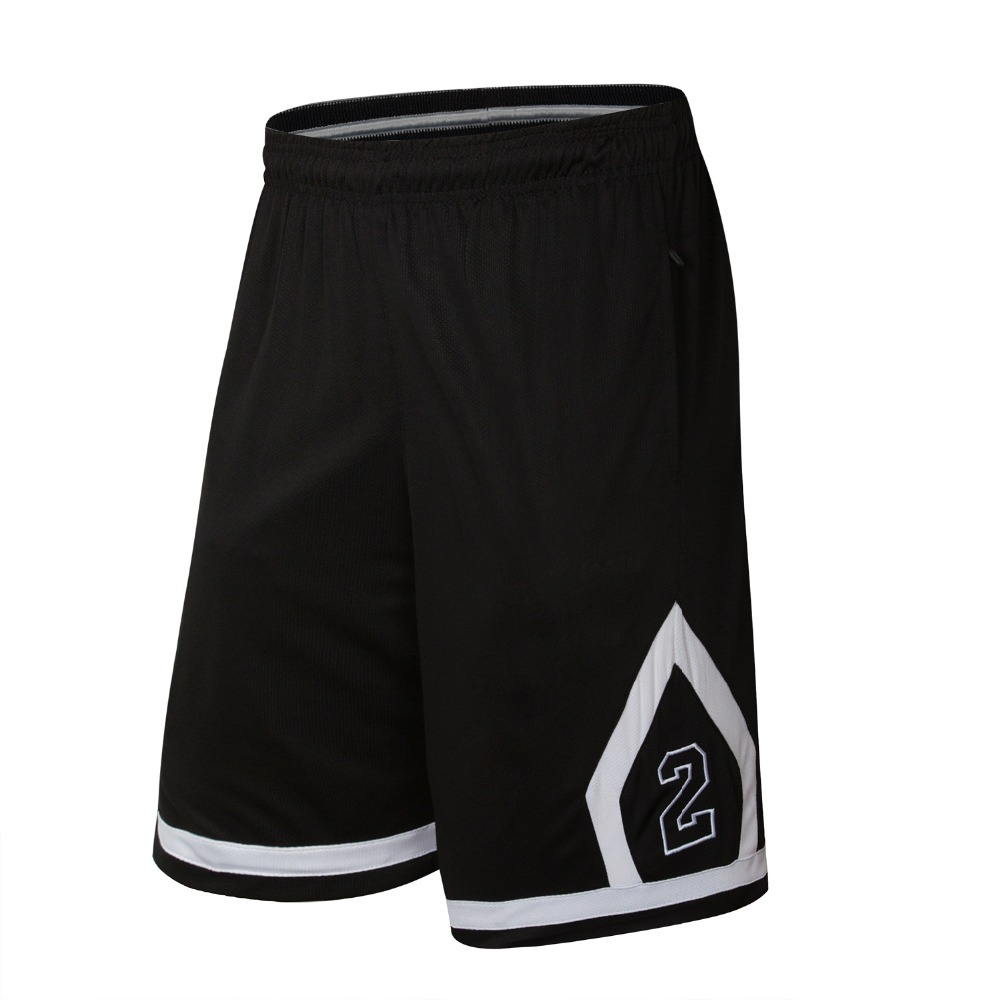 Men Basketball Shorts Loose Leisure Beach Shorts Letter Gym Training Sport Short Trousers Quick Dry Running