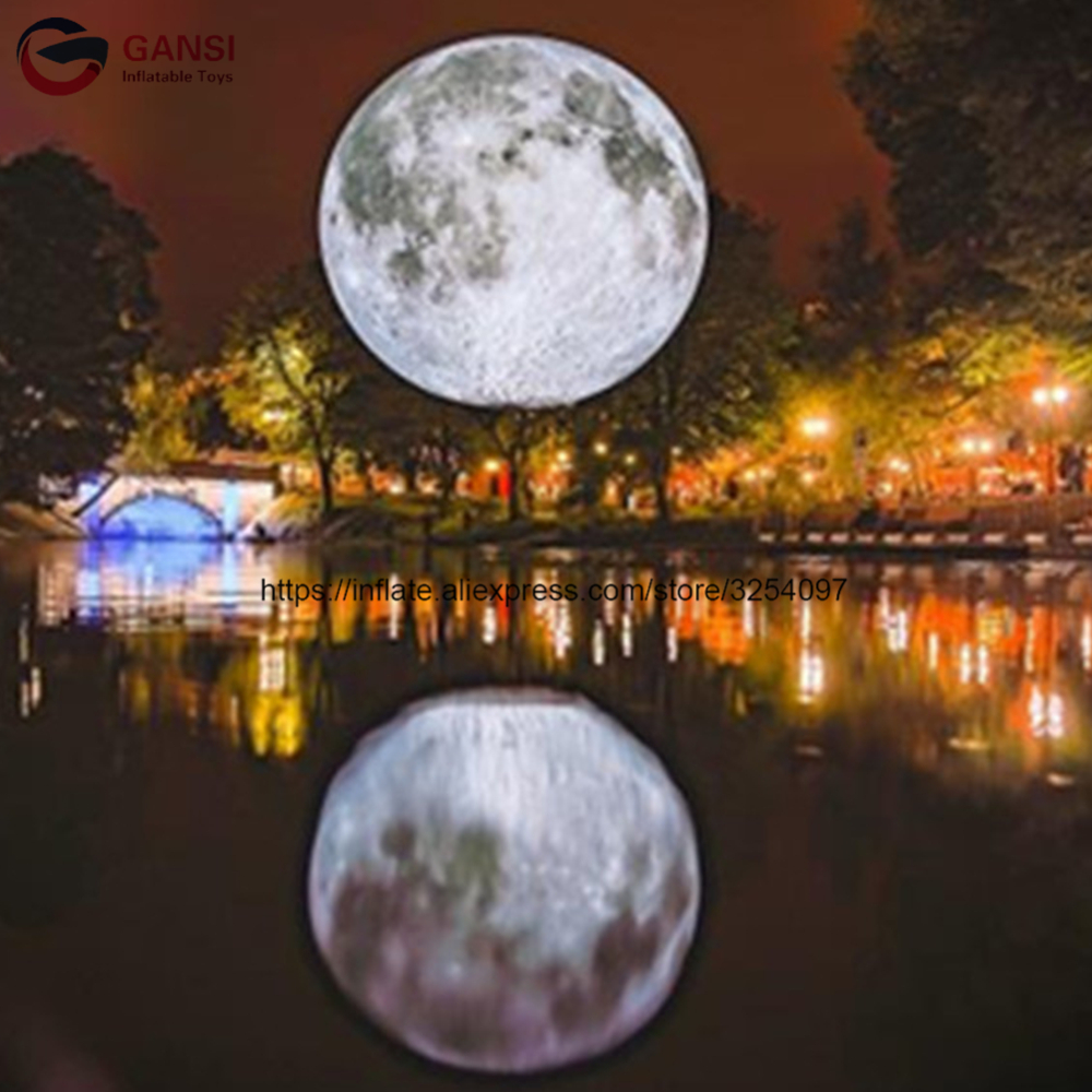 inflatable moon39
