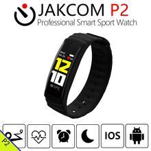 JAKCOM P2 Inteligente Profissional Relógio Do Esporte como Atividade Trackers em wearables Inteligentes camara oculta xy4 poderoso localizador