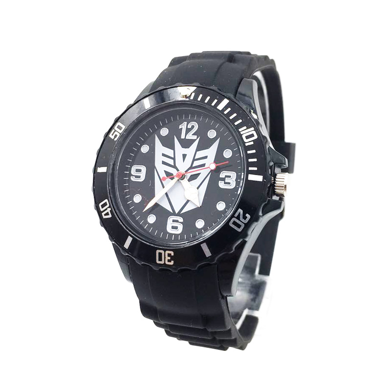 The Avenger Captain America students watches quartz wrist watch for kids cool boys clock black pu strap drop shipping (28)