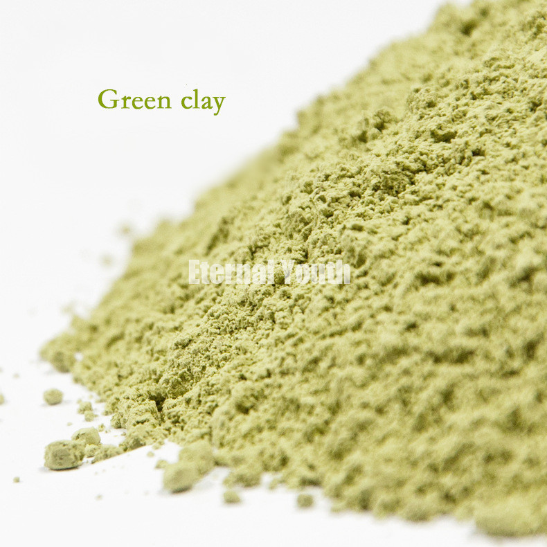 1kg Mineral Green Tea Mud Whitening Moisturizing to Dark Yellow Detox 1000g Skin Care premium биотоник с зеленым чаем салонная косметика премиум premium green tea moisturizing