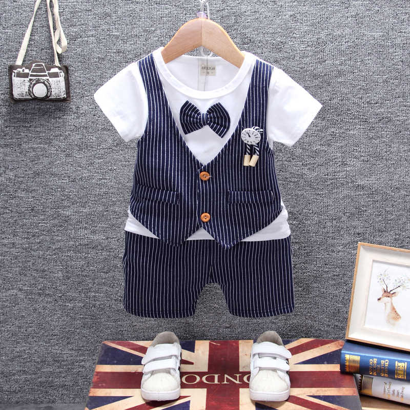 24aec78cc Detail Feedback Questions about IENENS Summer 2PC Kids Baby Boys ...