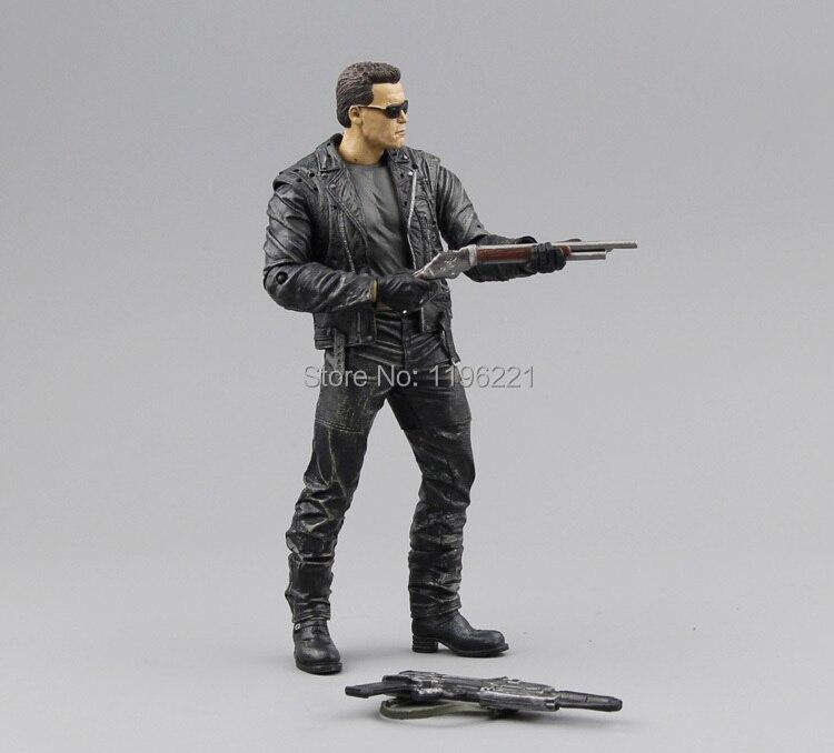 (NO box) Besplatna dostava NECA Terminator 2 Akcija Slika T800 - Igračke figurice - Foto 3