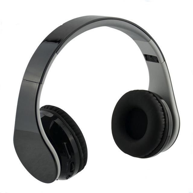 MGHUAKAI Best Cuffie Senza Fili di Bluetooth Alta Qualit Stereo Grande  Auricolare Casco Top Music con Micphone per il Telefono 79d4a7c3e060