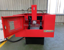 3.0KW Power Water Spindle CNC Router 6090/6040 3 Axis CNC machine for metal aluminum