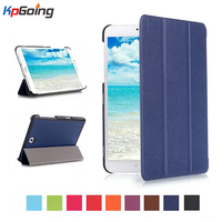 New Business Fashion Pu Leather Smart Stand Cover Case For Samsung Galaxy Tab S2 8 0