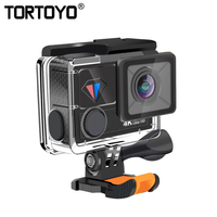 G5 4K Ultra HD Outdoor Sports DV Action Camera WIFI 1080P 2 Screen EIS 40M Waterproof Diving Cycling Video Recording Camcorder