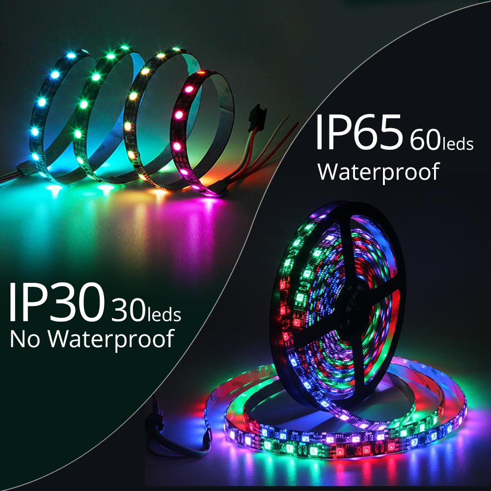 cheapest USB LED String Light Bluetooth App Control String Lights Lamp Waterproof Outdoor Fairy Lights for Christmas Tree Decoration