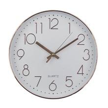 Silent Wall Clock Modern Design Quartz Wall Watch Plastic Antique Designer Clock Home Decor Saat Reloj Living Room