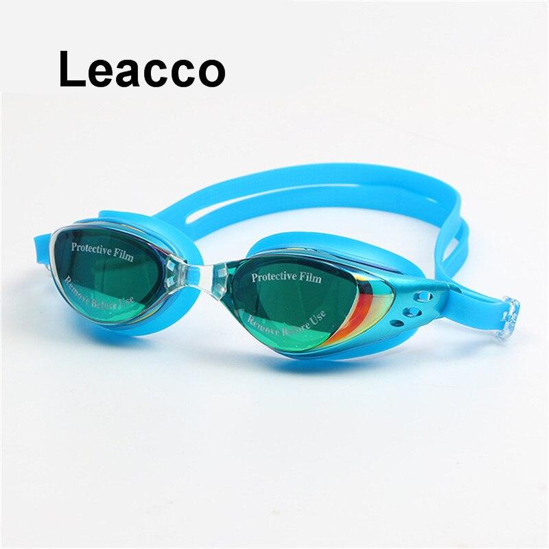 Reklama e të rriturve Syzet optike të miopisë për notim Swim - Veshje sportive dhe aksesorë sportive - Foto 4