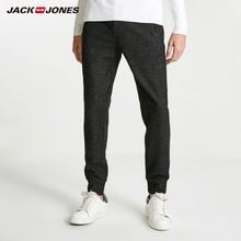JackJones Men's Winter Stretch Cotton Elasticized Pants E|218414522 цены